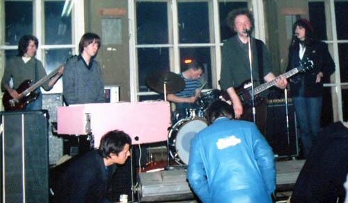 Funboy Five plus Carole, live at Hemel Hempstead Arts Center, late 1979/early 1980
