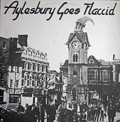 front cover of Aylesbury Goes Flaccid