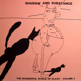 front cover of SHadow and Substance