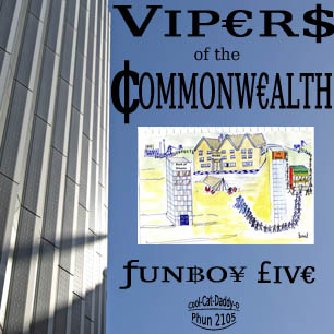Funboy Five: Vipers of the Commonwealth
